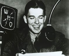 Ronald REAGAN 1934/1937