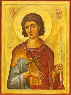 St Phanourius