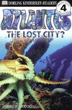 Atlantis DK Readers. Level 4