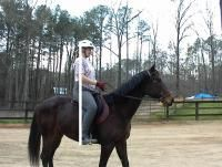 Learning to Ride the Canter: Common Obstacles | Lorien Stables || Bouncing, Speeding Up, Feeling out of Control, Breaking into Trot