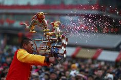 Lunar New Year festivities across Asia & beyond — RT In vision
