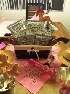Cowgirl Bachelorette Party