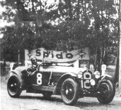 24h LE MANS 1933 - ALFA ROMEO 8c 2300  #8 -  Luigi Chinetti - Philippe Varent