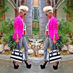 .@jai_nice   My only competition Blazer h&m Top F21 Pants Topshop Shoes Guiseppe A...   Webstagram - the best Instagram viewer