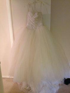 Vera Wang Vw351007 Wedding Dress | Tradesy Weddings