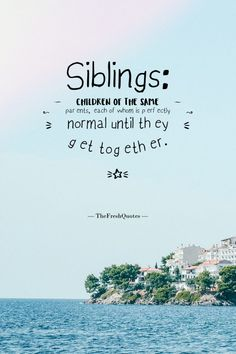 37 Beautiful Brother Sister Quotes – Siblings Quotes – The Fresh Quotes Sibling Quotes Brother, Brother N Sister Quotes, Little Sister Quotes, Brother Birthday Quotes, Sister Quotes Funny, Brother And Sister Love, Sister Day, Funny Quotes, Quotes Quotes