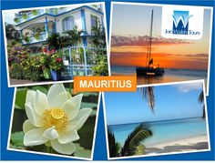 The #paradise #island of #Mauritius is known to be one of the most beautiful islands in the world.