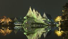 Lets Learn Japanese 日本語を勉強しましょう: Japanese Gardens: Nature, Beauty, and Harmony.