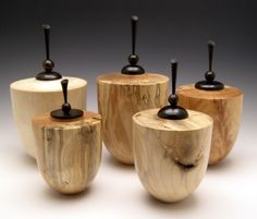 Woodturning | Woodturning Design Magazine • View topic - Flat Top Series