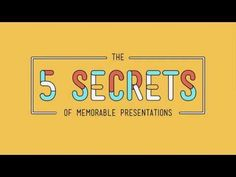 Your presentation is important. Deliver a professional presentation that your audience will remember with these 5 tips. To learn more about Ethos3, visit our...