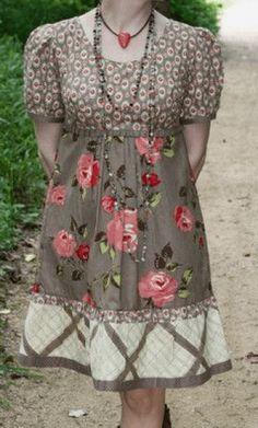 Старинные платья с жабо - DIY - прессформа, вырезывание и шить - Марлен Mukai // Татьяна Неизвестная
