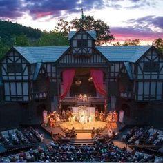 Going to Ashland, Oregon's Shakespeare Festival!