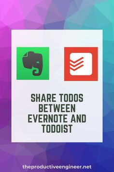Looking to sync todos and tasks between Evernote and Todoist? You have come to the right place! This guide will teach you how to do it with video and screenshots of each step in the process. #evernote #todoist #taskmanagement #todolist #todo #tutorial #guide #pleexy Productivity In The Workplace, Productivity Apps, Personal Development Skills, Aim In Life, Knowledge Worker, Marketing Strategies, Media Marketing, Digital Marketing, Creating Passive Income