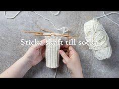 Lær deg å strikke - raggsokker Textiles, Create, Guider, Film, Twins, Youtube, Baby, Movie, Film Stock