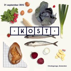 21 September, Amsterdam, Dutch, Eat, Food, Design, Style, Day Planners, Seeds