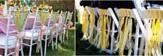 {Wedding Trends} : Ribbon Galore- 15 new and classic forms  | bellethemagazine.com
