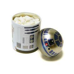 R2 D2 Star Wars Mints