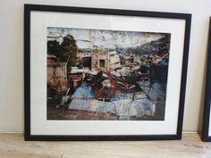 Ailleurs à la Galerie De l'art ou du cochon Frédéric Grimaud Les fantômes d Haïti. Grimaud, Galerie D'art, Frame, Home Decor, Contemporary Art, Picture Frame, Decoration Home, Room Decor, Frames