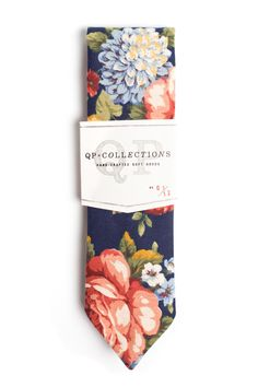 The Floral Bleu | qpcollections