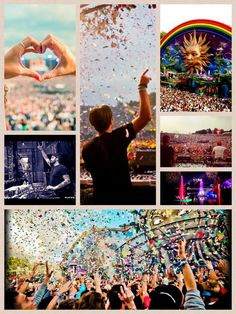 TOMORROWLAND. Wish I was going here this weekend