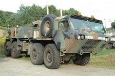 Oshkosh модернизирует тяжелые тактические грузовики HEMTT для США