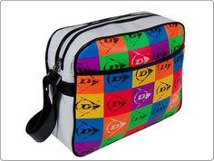 taška Dunlop, tašky Dunlop, sportovní taška Dunlop, taška přes rameno Dunlop, sportovní taška Dunlop - http://www.belona.cz/product/tasky-dunlop-dun-aw-7050b-mul-4865/