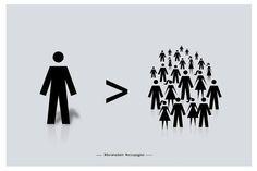 One man standing bigger than millions. #standingman #duranadam #direngezi #occupygezi