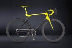 Lamborghini cumple 50 años, y esta bicicleta (de edición limitada a 50 piezas en el mundo) es parte del festejo. Precio: 25,000 euros. #Design