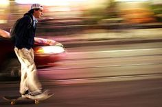 Mastering Panning – Photographing Moving Subjects ~   by Darren Rowse