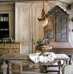 Everything ▇ #Home #French #Decor via - Christina Khandan on IrvineHomeBlog - Irvine, California ༺ ℭƘ ༻