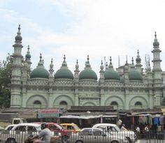 Kolkata Tipu Sultan's Mosque3 - West Bengal - Wikipedia, the free encyclopedia