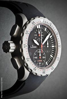 Sinn U1000 Dive Watch.