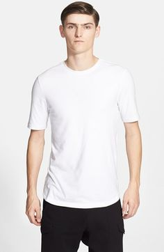 Helmut Lang 'Core' Jersey T-Shirt available at #Nordstrom