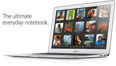 I love my MacBook Air! It is soooo light and unbelievably powerful. I have been using a Mac for about 12 years, they are the best!
