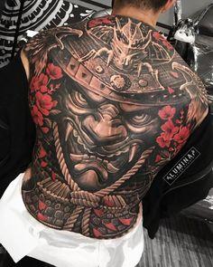 Japanese Back Tattoo, Japanese Flower Tattoo, Japanese Tattoo Designs, Japanese Sleeve Tattoos, Full Back Tattoos, Back Tattoos For Guys, Leg Sleeve Tattoo, Tattoo Sleeve Designs, Samurai Back Tattoo