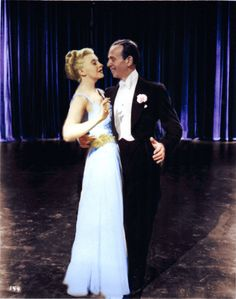 """Ginger Rogers The Barkleys of Broadway 1949 Ginger and Fred dance to """"They Can't Take That Away From Me"""""""