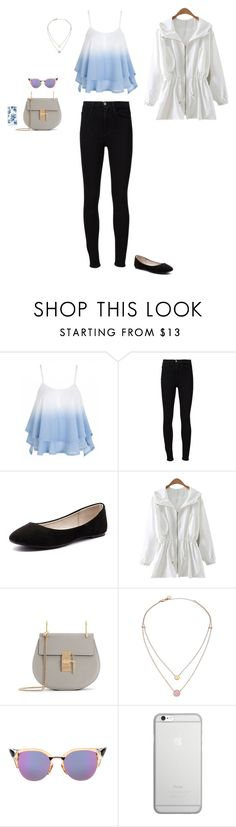 """Casual"" by laurenrosem ❤ liked on Polyvore featuring Frame Denim, Verali, Michael Kors, Fendi, Native Union and Sonix"