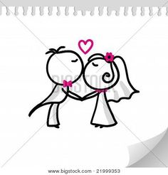 Find cartoon wedding couple on realistic paper sheet Stock Images in HD and millions of other royalty-free stock photos, illustrations, and vectors in the Shutterstock collection. Owl Vector, Vector Art, Wedding Website Design, Wedding Couple Cartoon, Wedding Drawing, Cartoon People, Wedding Anniversary Cards, Vintage Greeting Cards, Couple Drawings