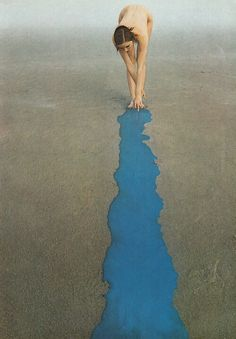Guy Bourdin, Vogue 1971