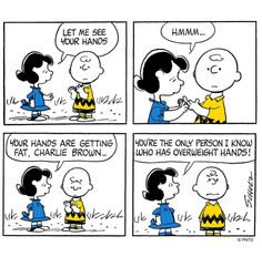 Tuesdays with Lucy.