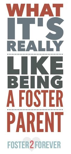 Answers to tough questions about what its really like being a foster parent. Court hearings, family visits, saying goodbye, etc.