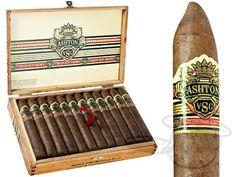 Ashton Virgin Sun Grown (VSG) Belicoso #1 Cigars