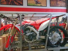 New bikes just arrived! Motocross Shop, Honda, Bike, Travel, Bicycle, Viajes, Bicycles, Destinations, Traveling