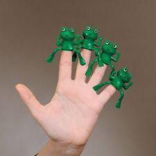 Rite Lite Passover Finger Frogs - Set of 4, 1 Pack