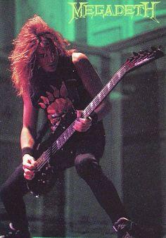 David Ellefson, Megadeth