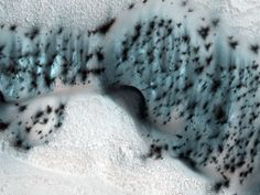 Well-Speckled Polar Dunes