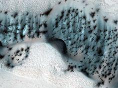 火星の表面がこんなにも「多様な地形」をしていたなんて・・・ | TABI LABO