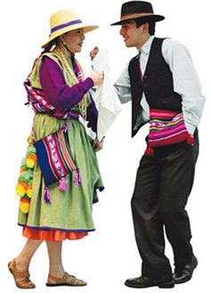 Another version of the National Dance, the Cueca Research Images, Chili, National History, History Museum, People Around The World, Traditional Outfits, South America, Beautiful Outfits, Folk