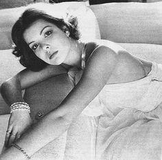 Young Caroline de Monaco