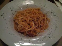 Spaghetti Calamary by Torino Italian Resto